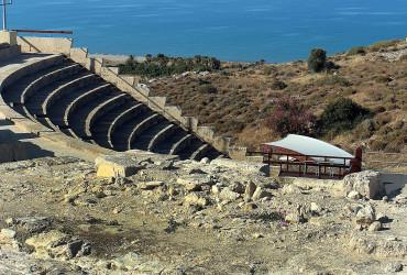 Kourion-amphiteathre_-Pafos-Kourion-excursion_PAPHOS-KOURION_5