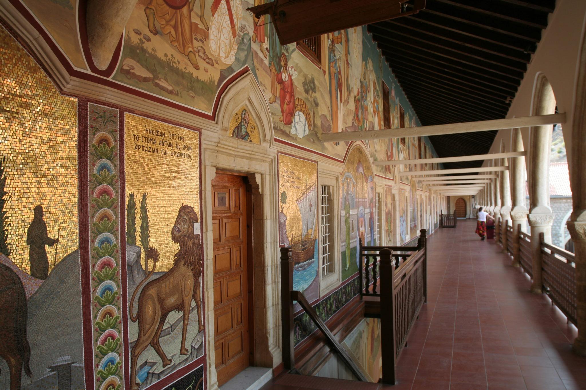 Kykkos-Monastery